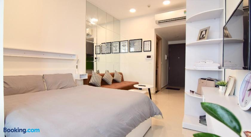 Chau Apartments - Infinity pool and Gym - Ben Thanh